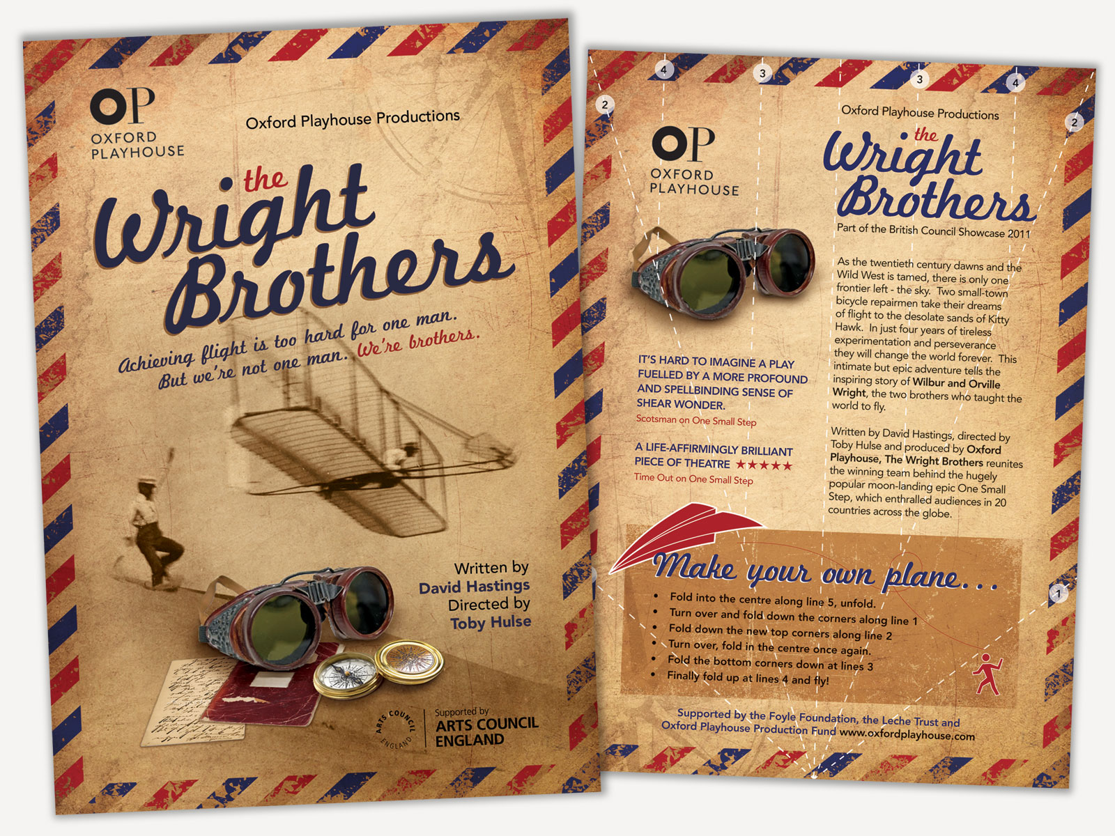 Wright Brothers Thetare Production