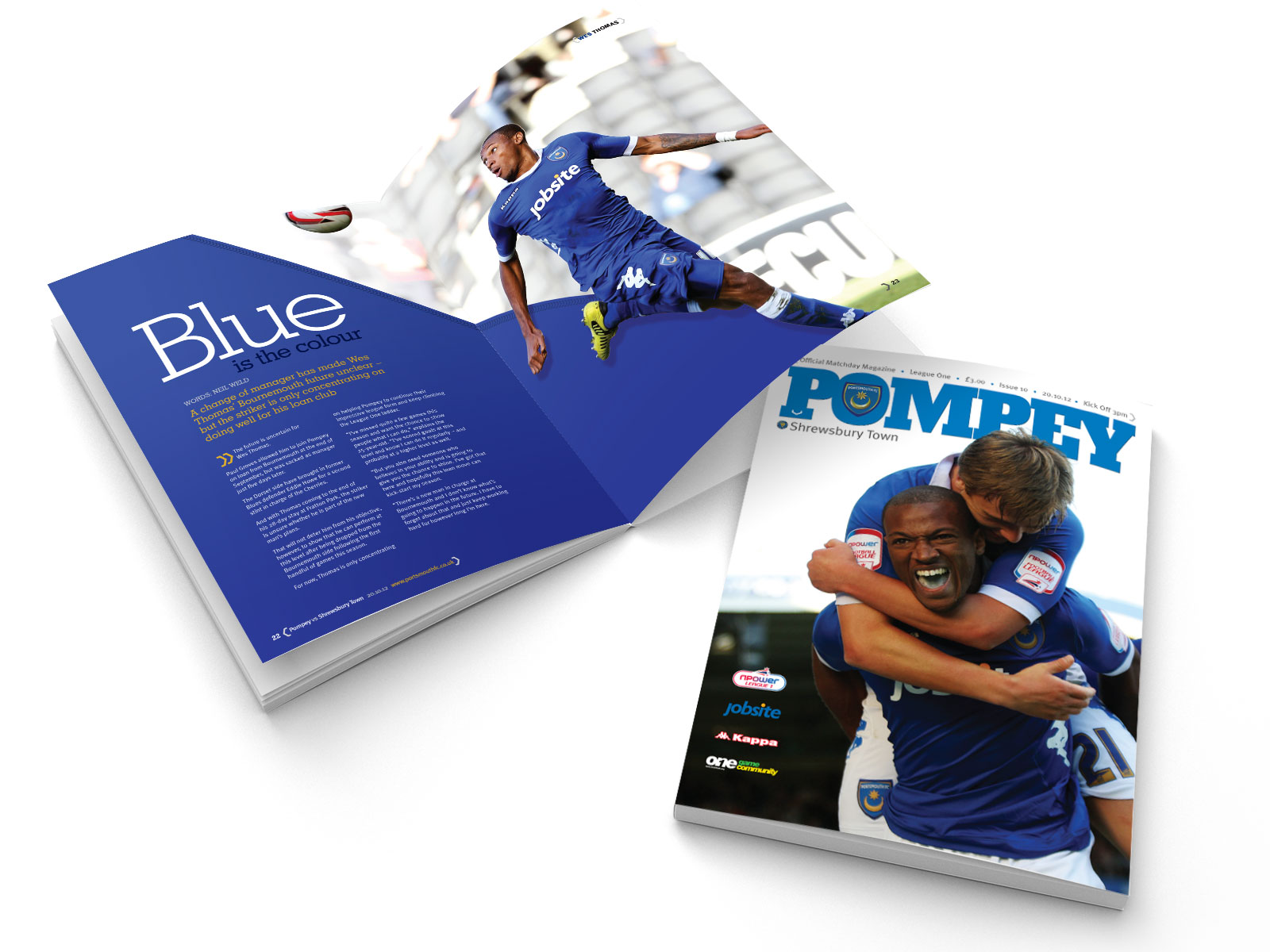 Football-programme-design-Pompey-1