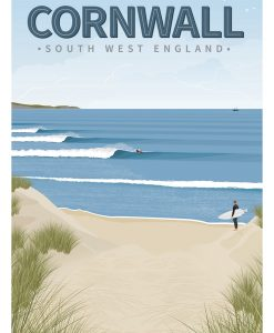 Cornwall Surf Surfing